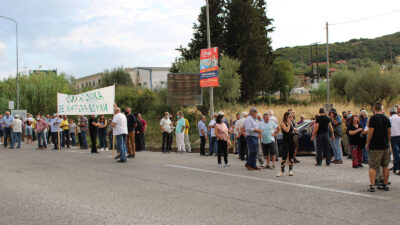 Κινητοποίηση κατοίκων του Ερύμανθου Αχαΐας ενάντια στην εγκατάσταση ανεμογεννητριών σε περιοχή Natura