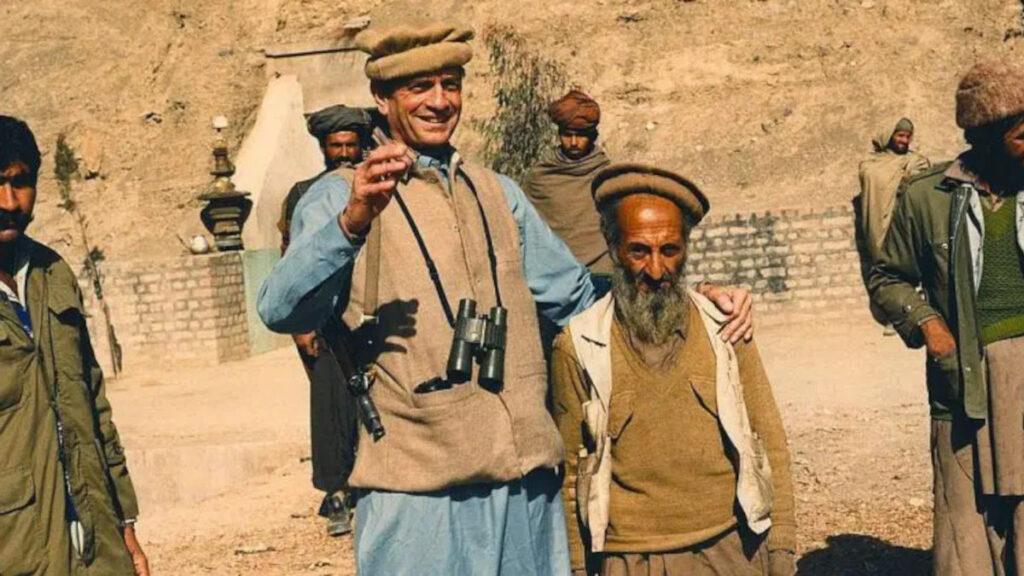 CIA - Μουτζαχεντίν - Λαϊκή Δημοκρατία του Αφγανιστάν