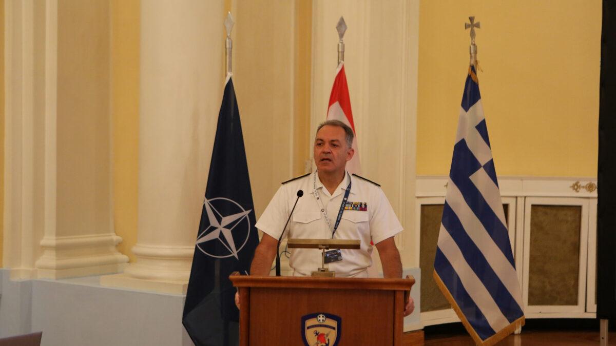 Από τη Δευτέρα 20 έως την Τετάρτη 22 Σεπτεμβρίου 2021 διεξήχθη στη Λέσχη Αξιωματικών των Ενόπλων Δυνάμεων (ΛΑΕΔ), στην Αθήνα, η Σύσκεψη Διοικητών Υποβρυχίων του ΝΑΤΟ (Submarine Commanders Conference-SCC 21)