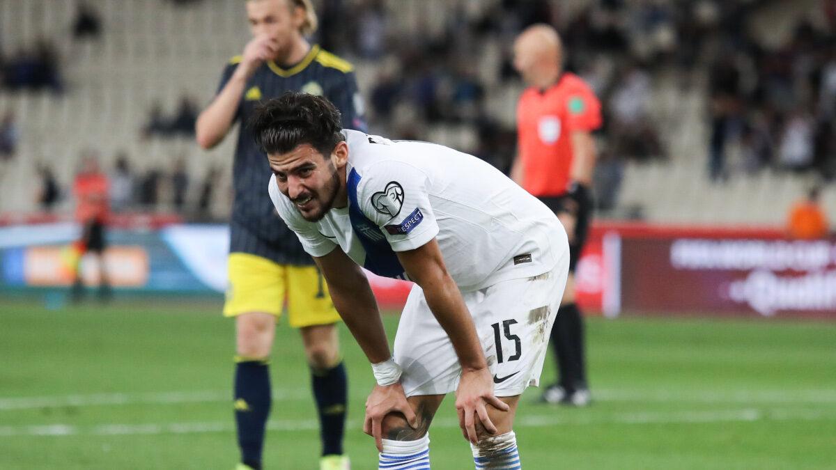 Προκριματικά Μουντιάλ: Ελλάδα – Σουηδία 2-1