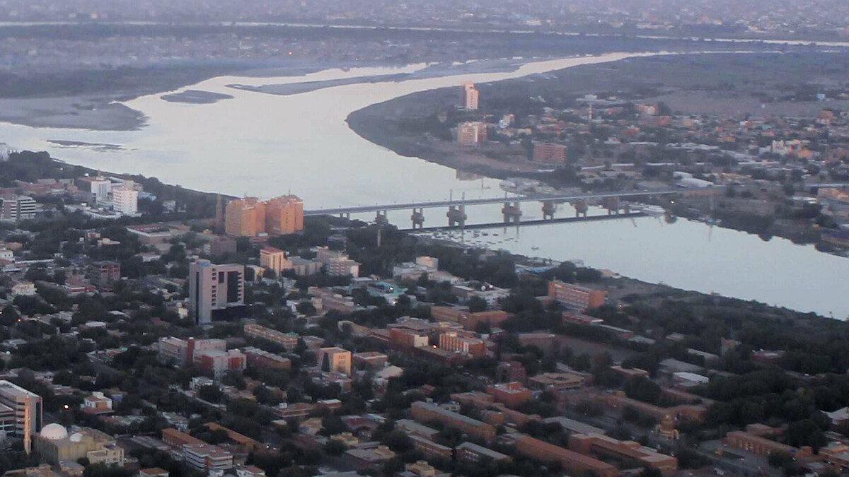Χαρτούμ, Πρωτεύουσα του Σουδάν