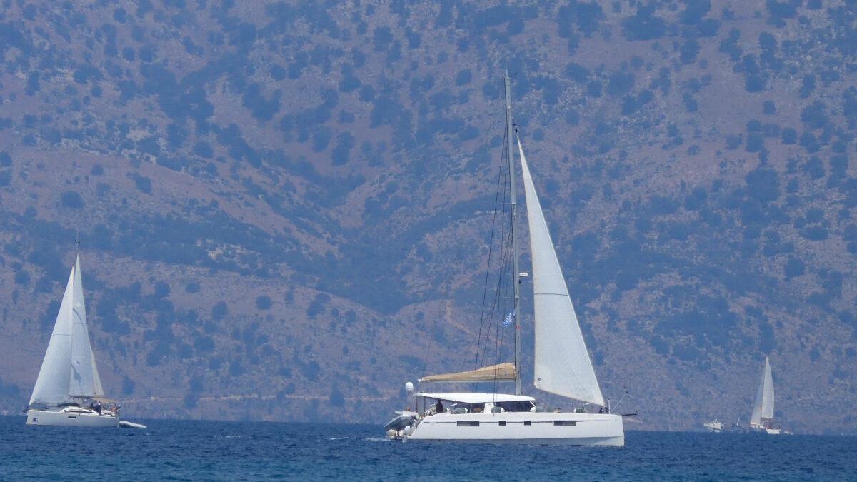Ιστιοπλοϊκά σκάφη