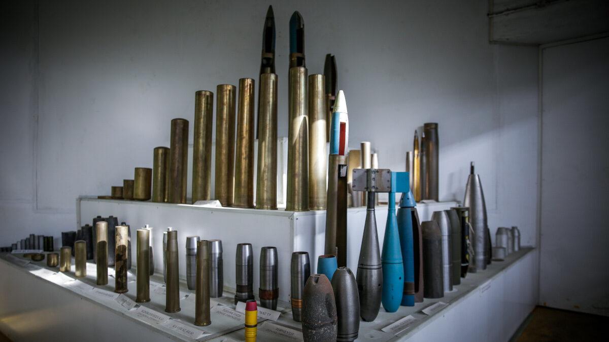 ΕΒΟ - Ελληνικά αμυντικά Συστήματα (ΕΑΣ) - Βιομηχανία - εργοστάσιο -Κάλυκες