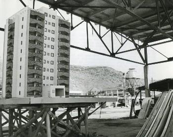 Σύγχρονες λαϊκές κατοικίες στην Καμπούλ στο Αφγανιστάν - Λαϊκή Δημοκρατία Αφγανιστάν '80s