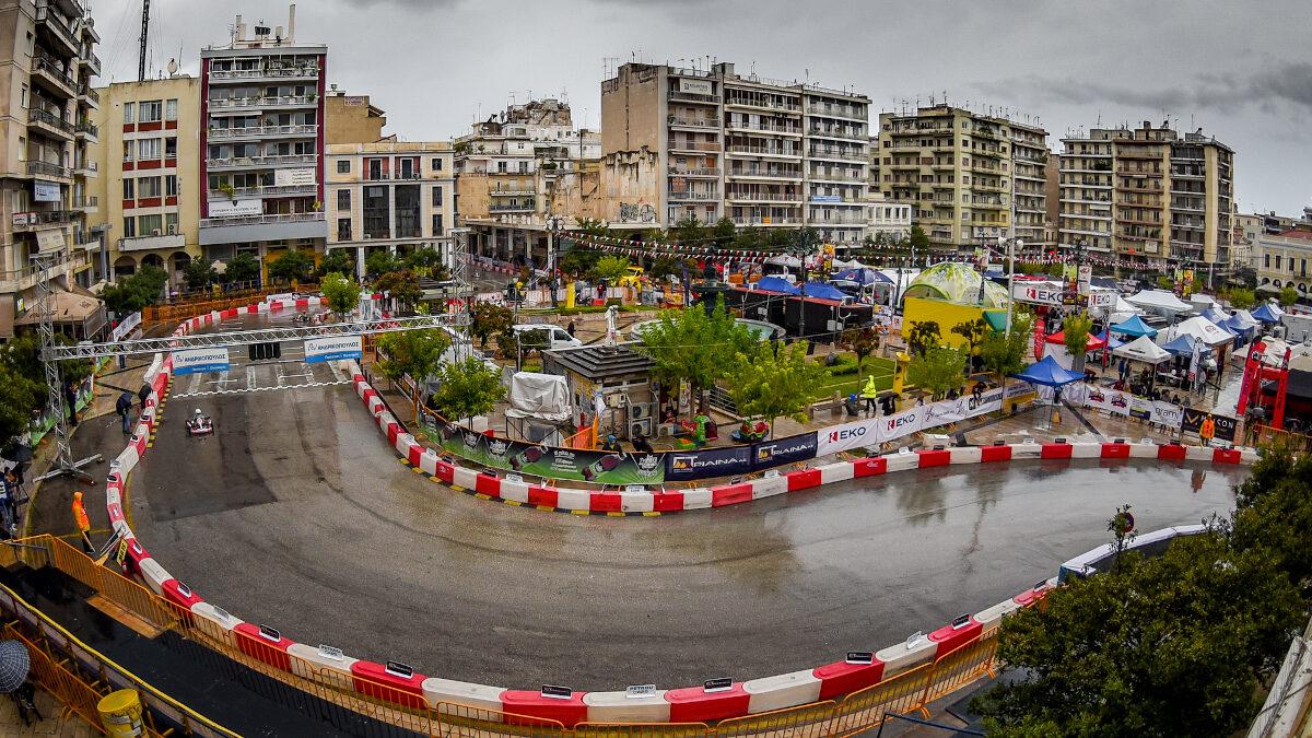 13ο PICK (Patras International Circuit for Kart) στους δρόμους της πόλης της Πάτρας