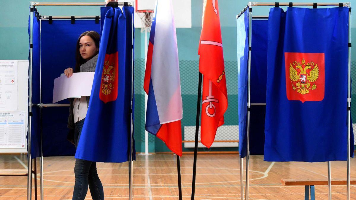Βουλευτικές και Περιφερειακές Εκλογές στη Ρωσική Ομοσπονδία