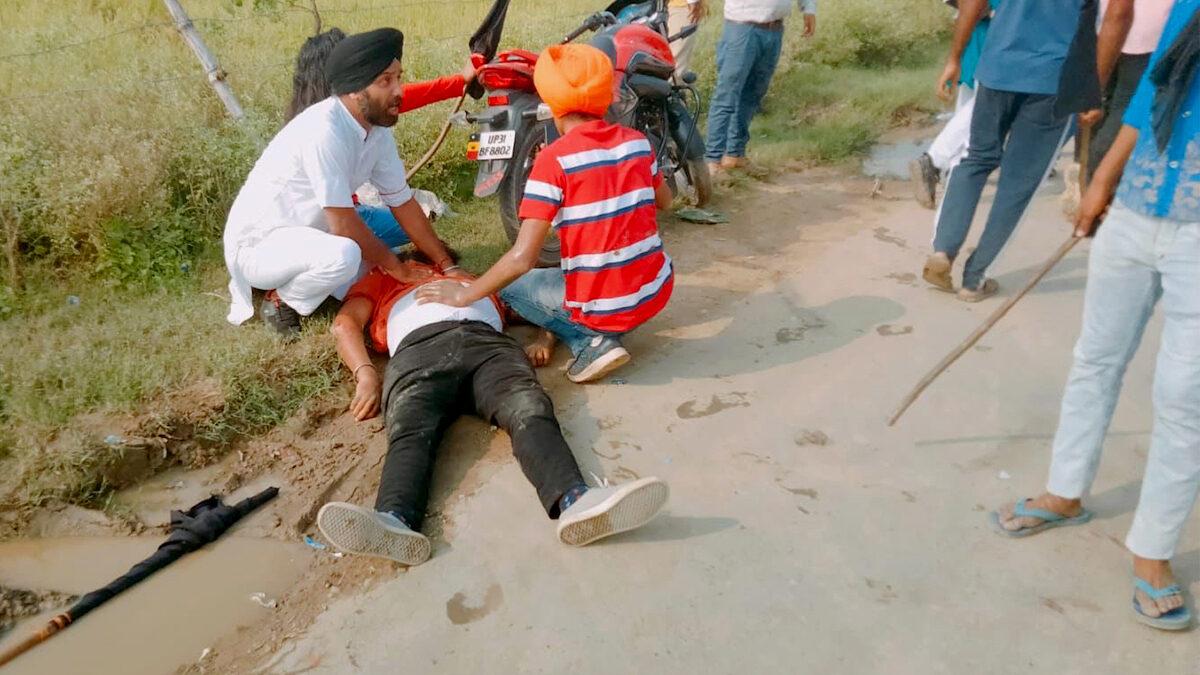 Αγρότης διαδηλωτής νεκρός στην Ινδία