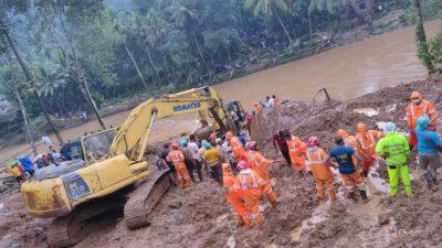Πλημύρες στην Ινδία