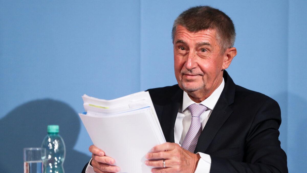 Άντρει Μπάμπις, πρωθυπουργός της Τσεχίας