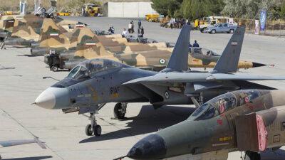 Πολεμική Αεροπορία της Ισλαμικής Δημοκρατίας του Ιράν (IRIAF
