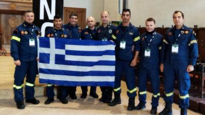 Πυροσβεστική - 1η και 2η ΕΜΑΚ συμμετείχε σε σειρά εκπαιδεύσεων NCT CBRNe Pro Trainings Europe