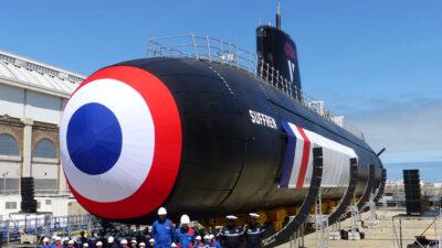 Γαλλικό επιθετικό πυρηνικό υποβρύχιο Suffren (SSN 003)