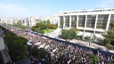 Δίκη Χρυσής Αυγής: Από το μεγάλο αντιφασιστικό συλλαλητήριο στο Εφετείο Αθηνών