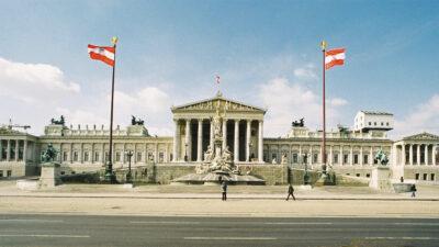 Αστικό Κοινοβούλιο της Αυστρίας - Βιέννη