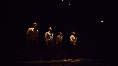 Το ποιητικό έργο του Γιάννη Ρίτσου «Οι γειτονιές του κόσμου» απο το Θέατρο «Βαφείο - Λάκης Καραλής»