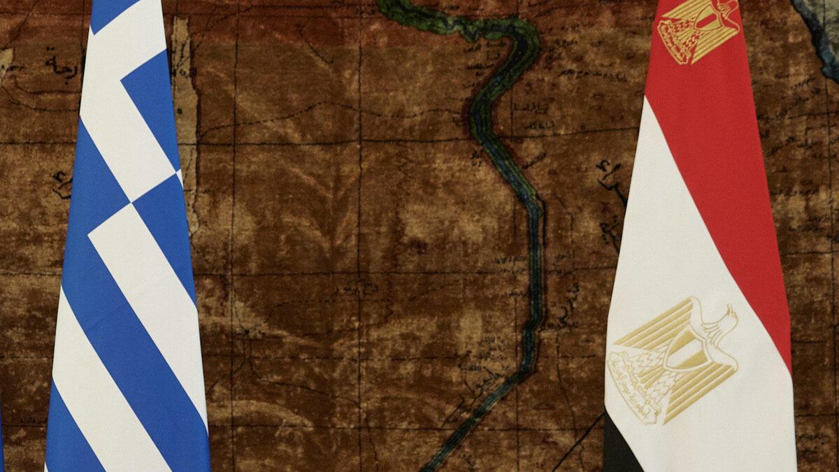 Ελλάδα - Αίγυπτος