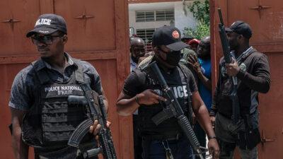 Αστυνομία της Αϊτής