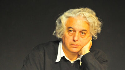 Ο ποιητής και ζωγράφος Γιώργος Κακουλίδης