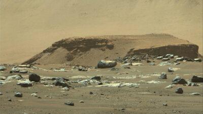 Εικόνα από το Perseverance στον Άρη