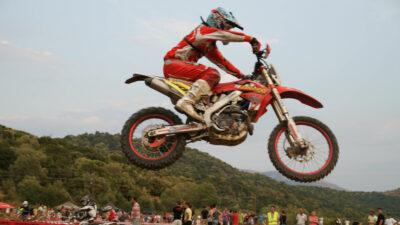 Μηχανή - motocross