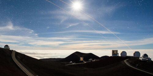 Τηλεσκόπιο Σουμπαρού στο όρος Μαουνακέα της Χαβάης