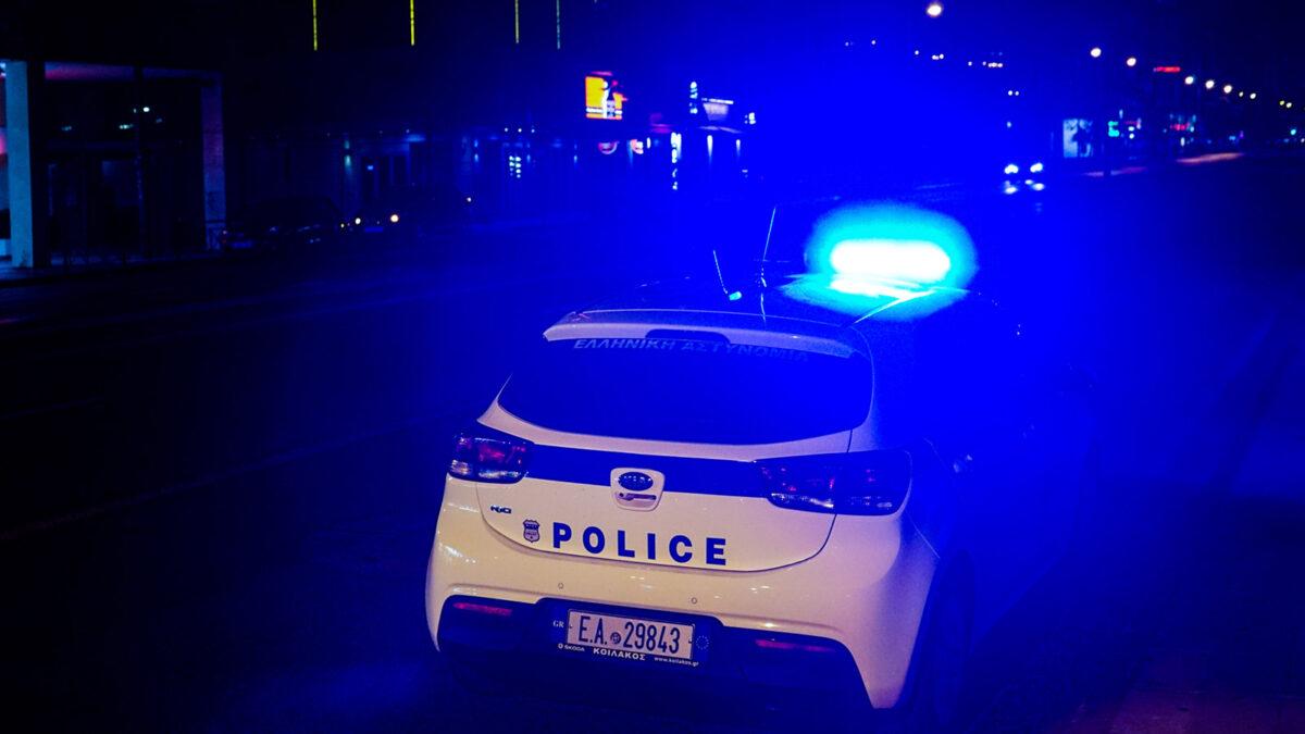 Περιπολικό της Αστυνομίας