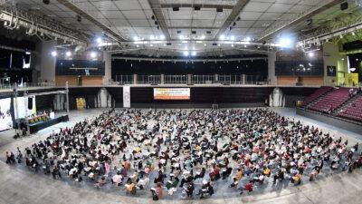 Στιγμιότυπο από το 13ο Συνέδριο της ΟΓΕ
