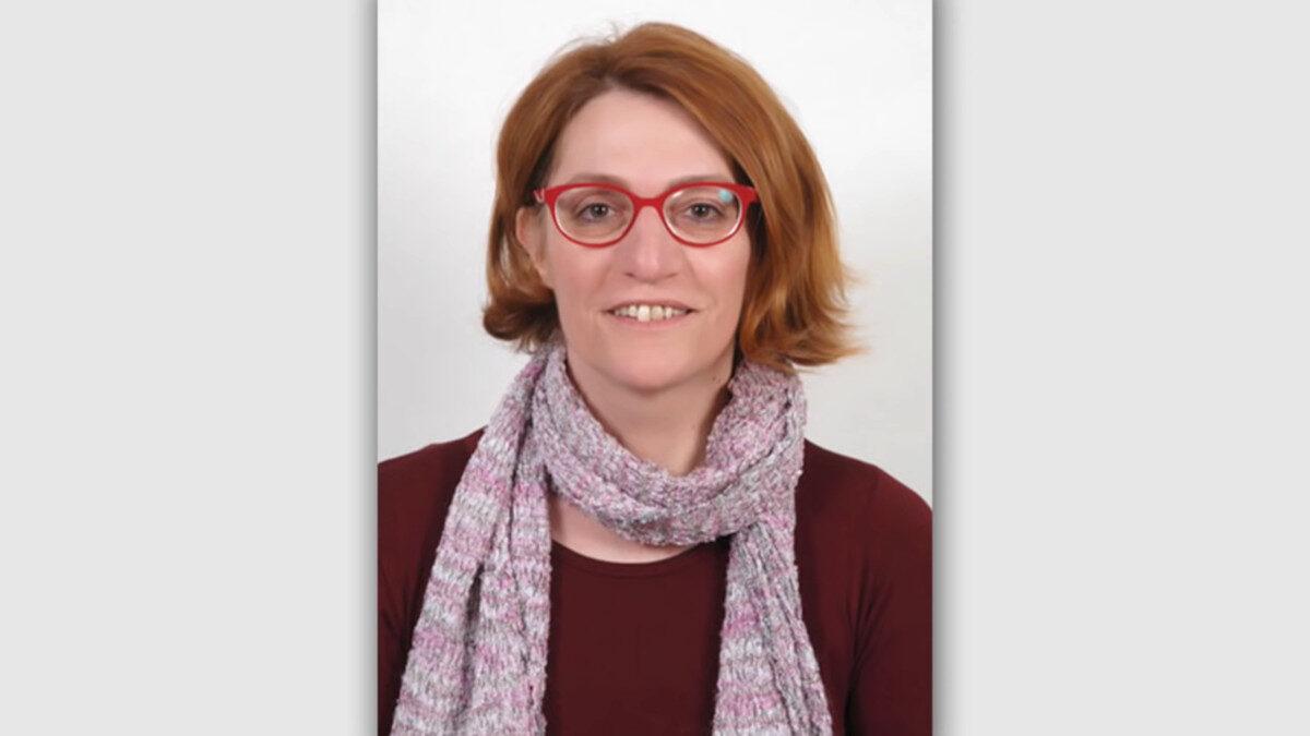 Θεανώ Καπέτη, γραμματέας της Επιτροπής Περιοχής της Κεντρικής Μακεδονίας & μέλος του ΠΓ της ΚΕ του ΚΚΕ