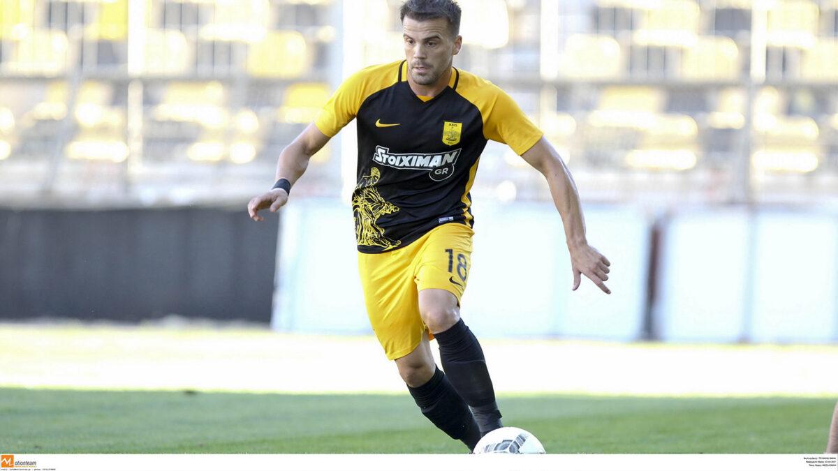 Νίκος Τσουμάνης, ο ποδοσφαιριστής του Μακεδονικού