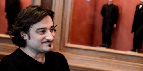 Ο ηθοποιός Βασίλης Χαραλαμπόπουλος